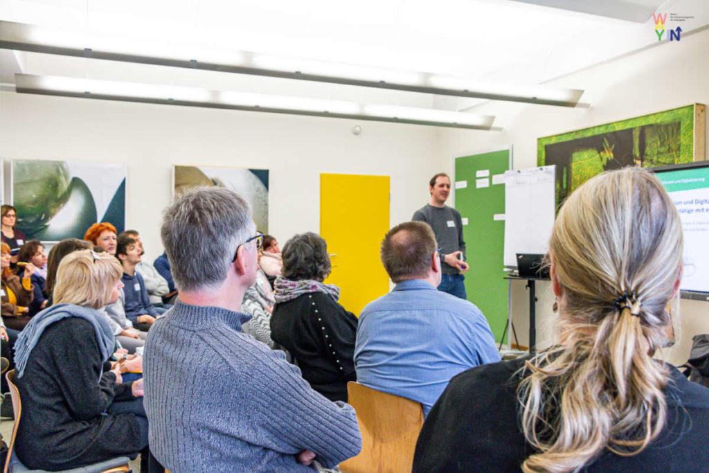 Rückblick auf den Workshop: Wie binde ich Arbeitnehmer*innen mit eingeschränkter Mobilität in das Unternehmen ein?