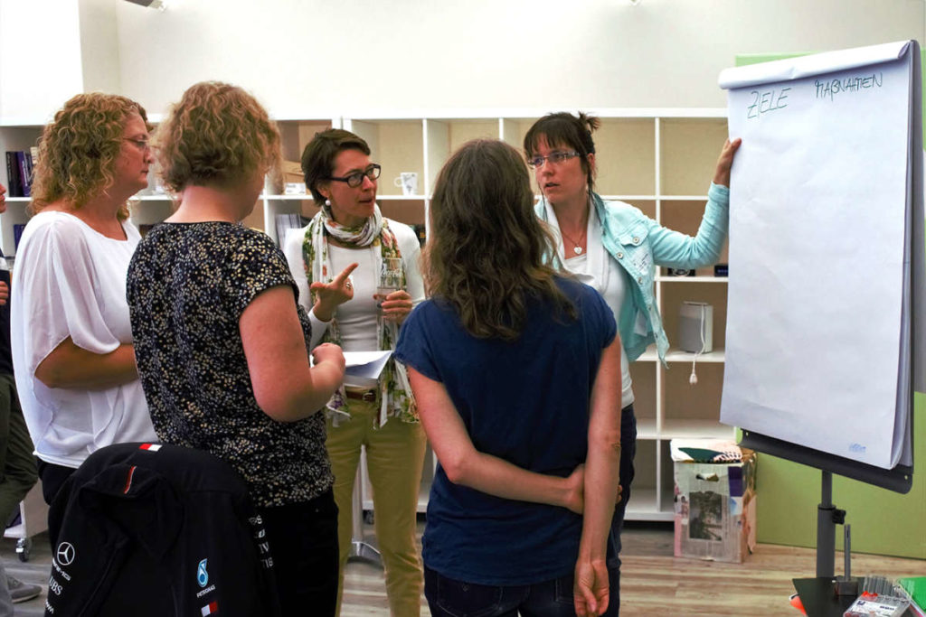 Workshop: Wie binde ich schwerhörige Arbeitnehmer*innen in das Unternehmen ein?